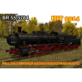 SLW HDM DR BR 55 3784